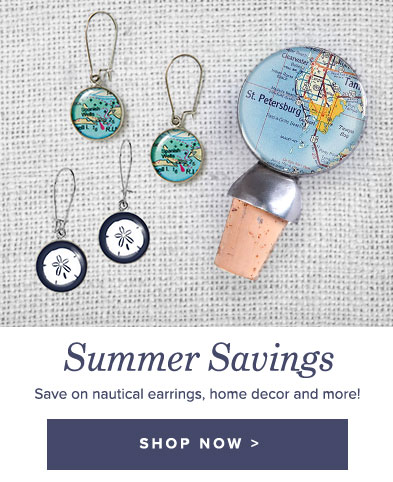 Summer Sale - Save on all kinds of nautical accessories