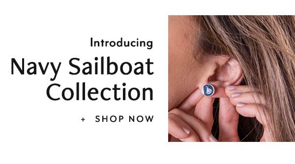 Introducing the Navy Sailboat Collection